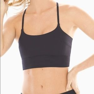 Soma strappy ring back yoga bra